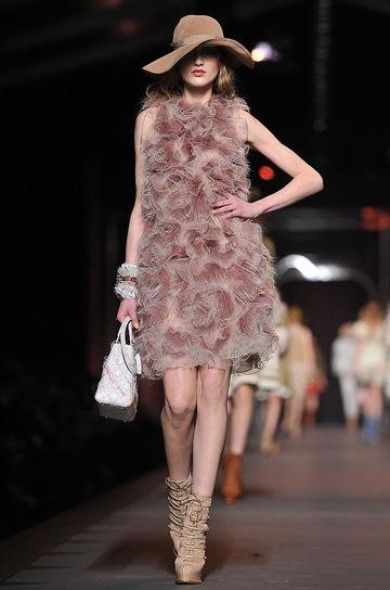 Défilé Dior mars 2011