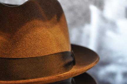 chapeau feutre musée